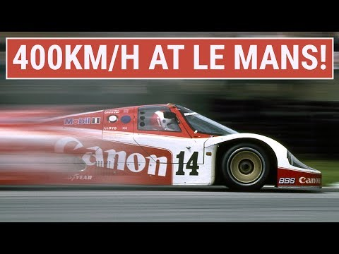 The 7 Craziest Stories In Le Mans 24 Hours History