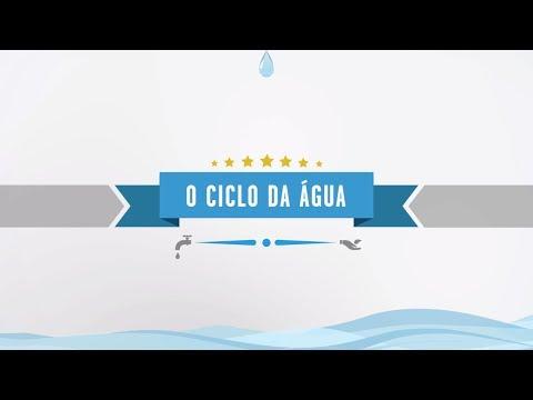 O Ciclo Da Água (Ciclo Hidrológico)