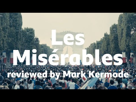 Les Miserables Reviewed By Mark Kermode Youtube