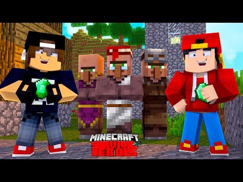 Minecraft SURVIVAL HEROES - EPISODE #12