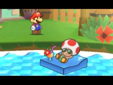 Damp Oasis - MarioWiki, the encyclopedia of everything Mario - Wikia