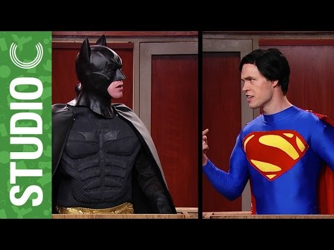 Batman v Superman on The Citizen