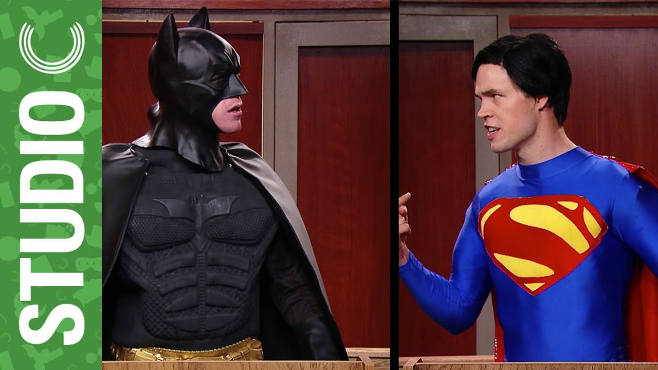 837a2898 Batman v Superman on The Citizen's Court - YouTube