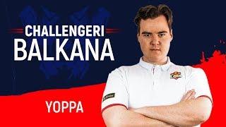 Challengeri Balkana: Yoppa