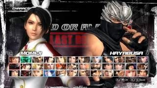 DEAD OR ALIVE 5 LAST ROUND, PC GAMEPLAY 2 PLAYER VERSUS