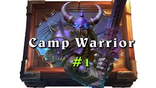 "CAMP Warrior ""The Answer"" #1 vs. Astral Communion! Let"