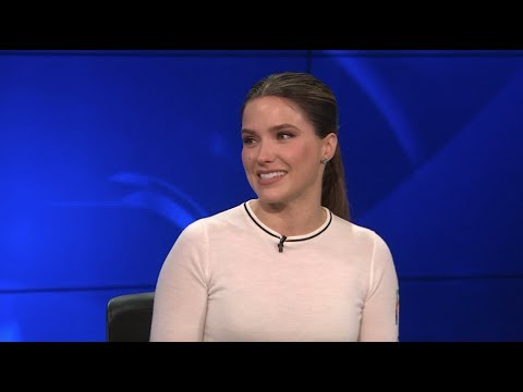 """Sophia Bush on Acting in the Animated Movie """"Incredibles 2"""""""