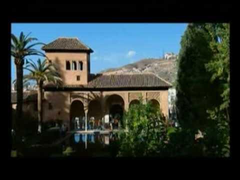 Jardines y patios de la alhambra youtube - Jardines y patios ...