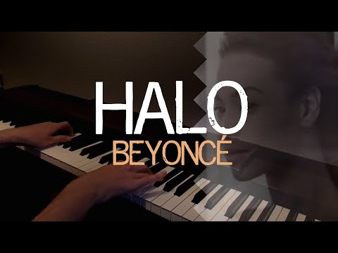Halo - Beyoncé (Piano Cover | Sheet Music | Partituras)