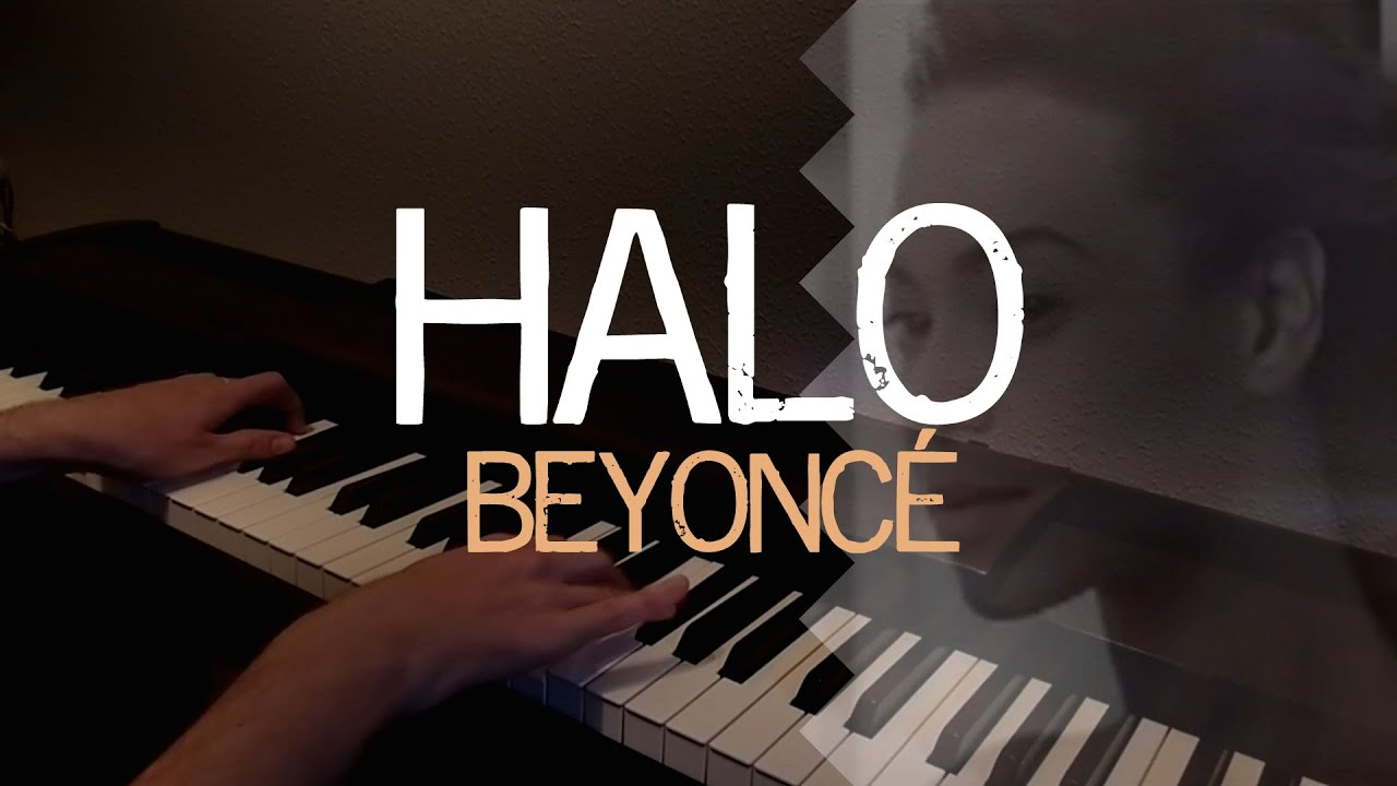 Halo   Beyonc      Piano Cover   Sheet Music   Partituras    YouTube