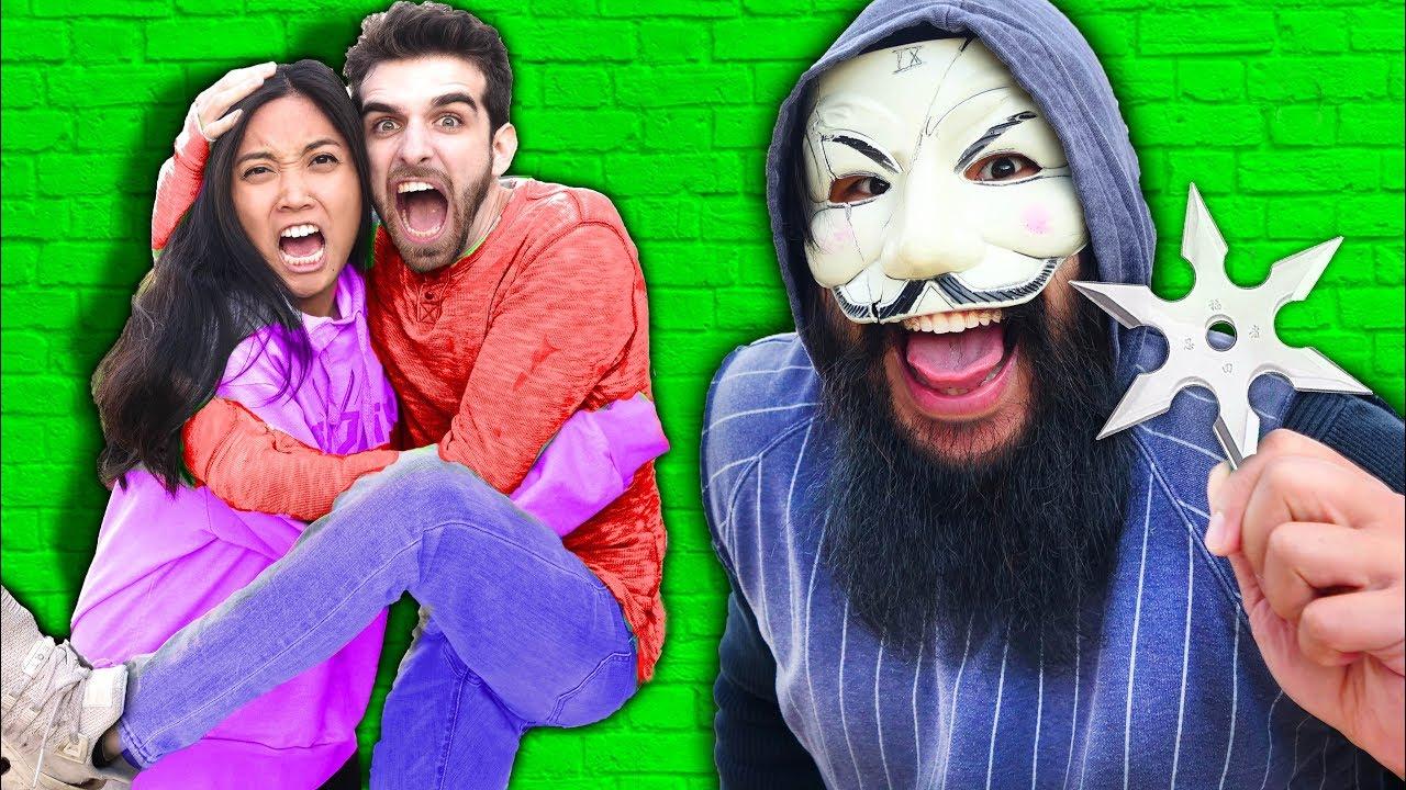 Download PZ9 BETRAYS The SPY NINJAS! Spending 24 Hours to Learn if He is a Friend or Hacker. Where is Daniel?