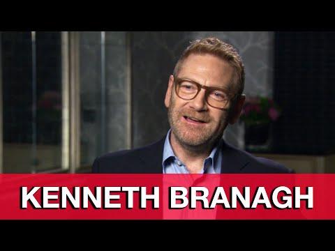 Cinderella Interview - Kenneth Branagh