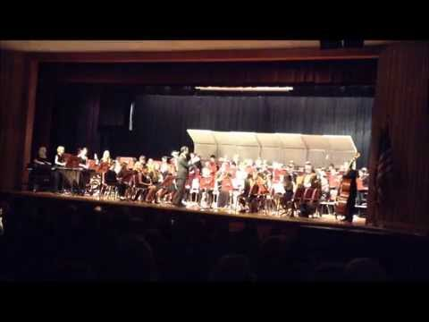 William Tell Overture - Owen J Roberts Middle School Concert Band