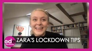Zara Larsson's Tips For Staying Sane In Lockdown