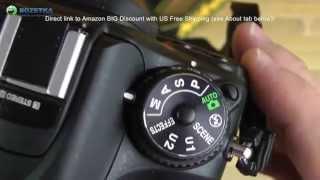 Nikon D7100 18-105mm VR Kit