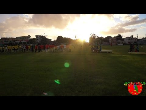 Dominica 2014 Island Wide District Sports Festival Finals