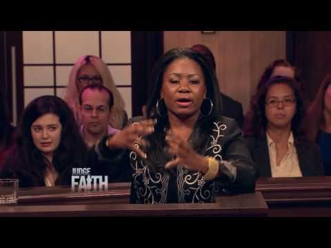 Judge Faith - Lock Your Phone or Live Alone; Friendship Doesn't Compute (Season 1: Episode #27)