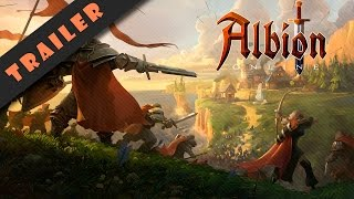 Онлайн игра Albion: Трейлер