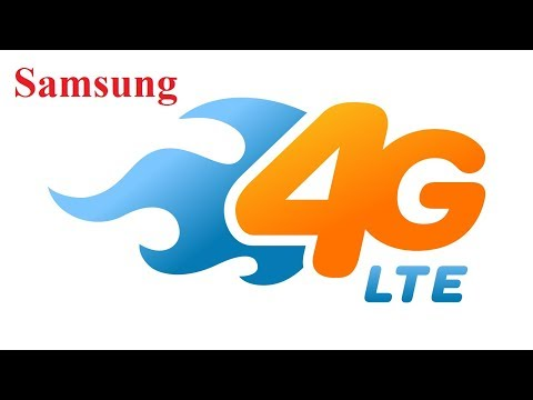 Переключение 2G, 3G, 4G LTE c помощью секретного кода на телефонах  Samsung