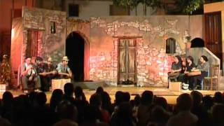 "teatro amatoriale calabrese ""NA VOTA MI DISSA NA VECCHIA.mpg"