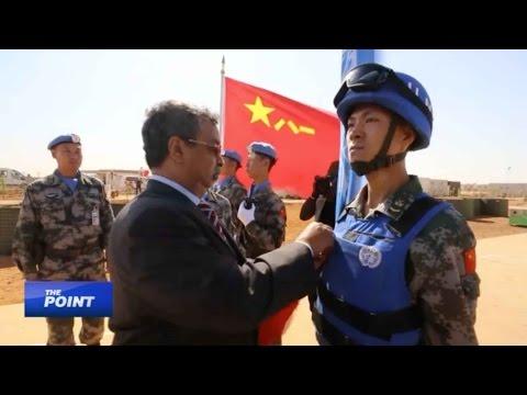 Walk & Talk: China's national defense buildup