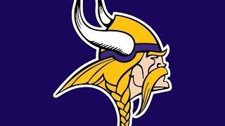 Logo Dojo Minnesota Vikings Logo (Tutorial)