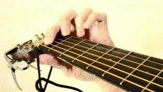 MORGENSHTERN - Yung Hefner Guitar cover, кавер на гитаре видео