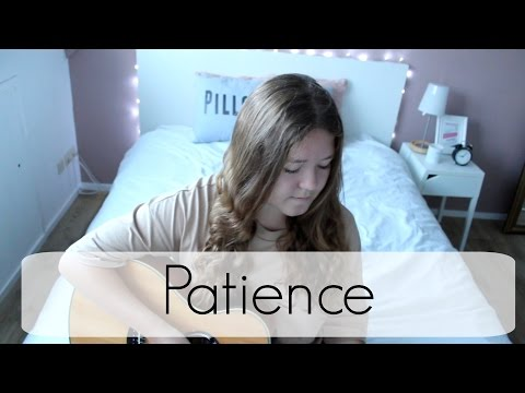 Patience - Shawn Mendes Cover