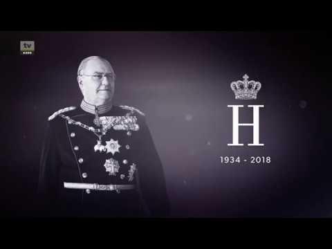 Portrait of Prince Henrik of Denmark / Portræt Prins Henriks liv i billeder (2018