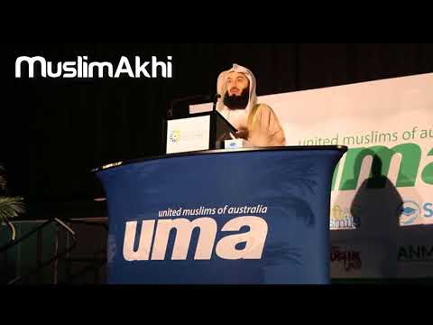 The Leaking Bucket | Mufti Menk | Sydney 2018