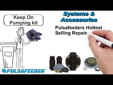 Pulsafeeder Systems and Accessories