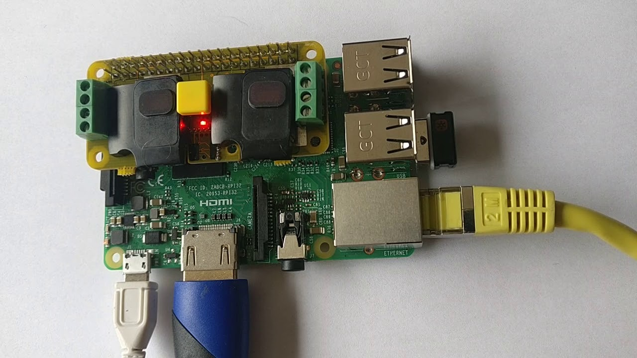 MIC+ apsberry PI DAC + SPEAKER onboard + Microphone for