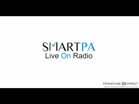 SmartPA Franchise Advertises on the Radio