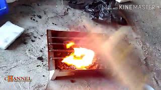 cara mudah menyalakan arang tanpa minyak tanah dan api merata Mp3