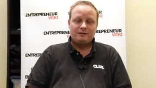 Colin Campbell Talks about EntrepreneurWiki