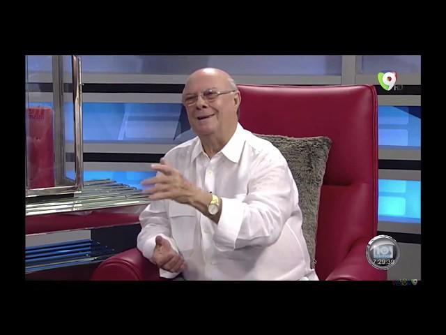 Entrevista Hipólito Méjía programa HOY MISMO | PROYECTO H20