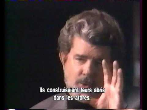 Star Wars George Lucas 1995 interview Return of the Jedi VOST fr