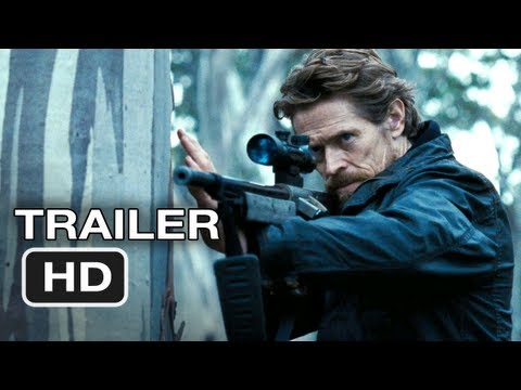 The Hunter Official Trailer #1 - Willem Dafoe, Sam Neil Movie (2012) HD