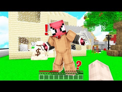 FAKİR EVİNİ SATTI! 😱 - Minecraft thumbnail
