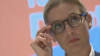 AFD-SPENDENSUMPF: Staatsanwalt bezweifelt Alice Weidels Angaben zu Spendern