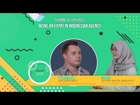 InboundID Sharing Session Eps.27: Being an Expat in Indonesian Agency