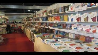 مصر العربية | انطلاق فعاليات معرض عمان الدولي للكتاب بمشاركة أكثر من 500 دار نشر