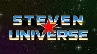 Steven Universe intro in Space Dandy style (animation)