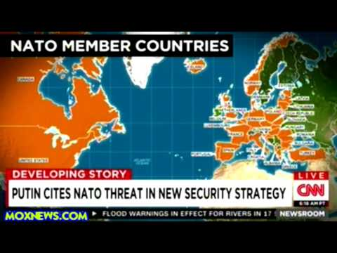 Putin Declares NATO A Threat To Russian Nation Security!