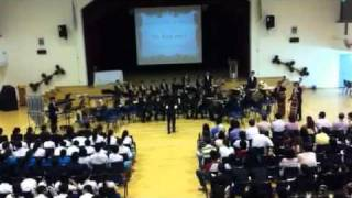 The king and I by shuqun wind orchestra