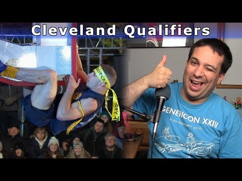 Cleveland Qualifiers - American Ninja Warrior 9 Review