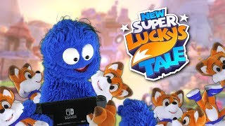 A Lucky Invasion | New Super Lucky's Tale Showcase