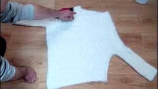 видео История происхождения свитера, джемпера и кофты