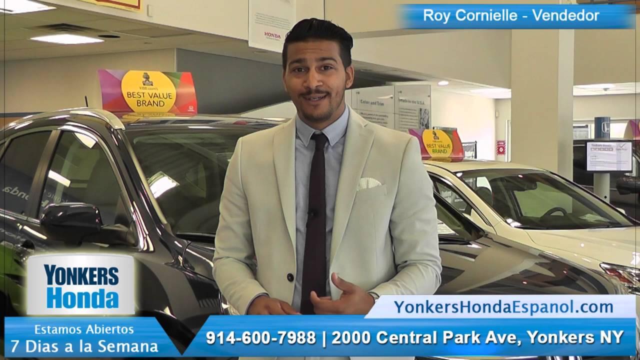 Yonkers Honda Service >> Bienvenido A Yonkers Honda