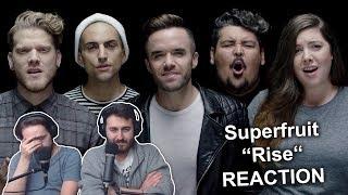 """Superfruit - Rise (feat. Mary Lambert, Brian Justin Crum, Mario Jose)"" Reaction"